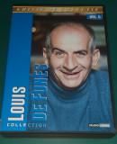 Louis de Funes vol. 5 - Editie noua - 8 Filme de comedie - subtitrate romana, DVD