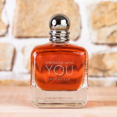 Emporio Armani Stronger With You Intensely 100ml | Parfum Tester