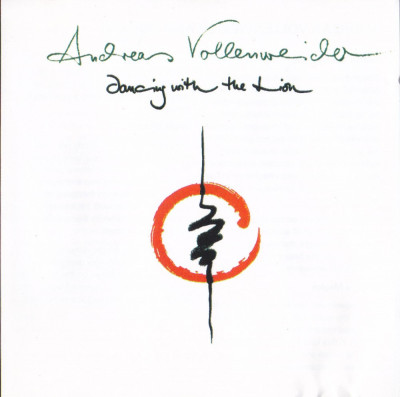 CD New Age: Andreas Vollenweider - Dancing With the Lion ( 1989 ) foto