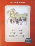 Balade populare românești