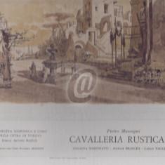 Cavalleria rusticana (Vinil)