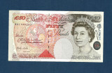 Marea Britanie 50 POUNDS 1999 Banknote - Sign. Lowther - UNC - M31