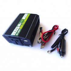 Invertor Auto Ro Group 12V-220V 400W EL2106