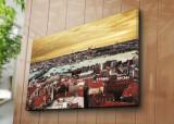 Tablou decorativ canvas Horizon, 237HRZ5234, Multicolor