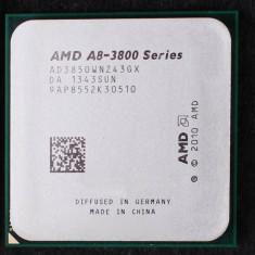 Procesor AMD socket FM1 Quad Core A8 3800 2.4-2.7 Ghz + pasta