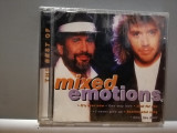 MIXED EMOTIONS - THE BEST OF (1996/DISKY/Germany) - CD ORIGINAL/Sigilat/Nou, emi records