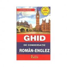 Ghid de Conv. Roman-Englez cu C.D. - Loredana Stefan