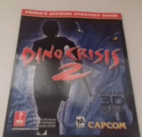 Dino Crisis 2 - strategy guide