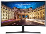 Monitor VA LED Samsung 27inch LC27F398, Full HD (1920 x 1080), HDMI, DisplayPort, Ecran curbat, 4 ms (Negru)