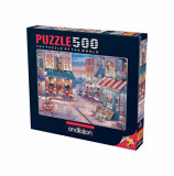 Cumpara ieftin Puzzle Anatolian - Cafe Rendezvous, 500 piese
