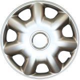 Capace roata 14 inch tip Toyota, culoare Silver 14-218 Kft Auto