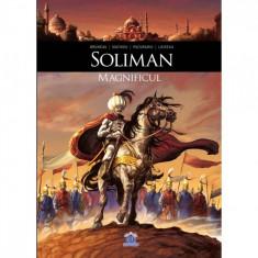 Soliman Magnificul - Clothilde Bruneau/Esteban Matheu