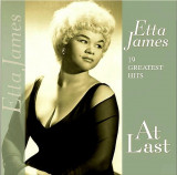 Etta James At Last : 19 Greatst Hits LP DMM (vinyl)