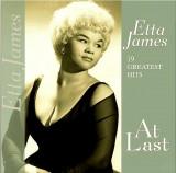 Etta James At Last : 19 Greatst Hits LP DMM (vinyl)