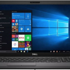 Laptop Dell Latitude 5500 (Procesor Intel® Core™ i5-8365U (6M Cache, up to 4.10 GHz), 15.6inch FHD, 8GB, 256GB SSD, AMD Radeon 540X @2GB, Win10 Pro, A, Intel Core i5, 8 Gb, 256 GB