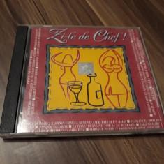 CD MANELE VARIOUS-ZI-LE DE CHEF ORIGINAL DE COLECTIE