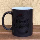 Cana termosensibila-Meowy Christmas
