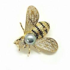 Brosa Albina Queen Bee Gold by Borealy