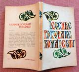 Legende Populare Romanesti (Legende istorice) - Antologie de Tony Brill