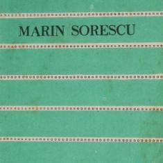 Poeme – Marin Sorescu