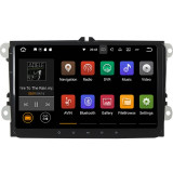 "Unitate Multimedia cu Navigatie GPS, Touchscreen HD 9"" Inch, Android 7.1, Wi-Fi, 2GB DDR3, Volkswagen VW Sharan + Cadou Soft si Harti GPS 16Gb Memor"