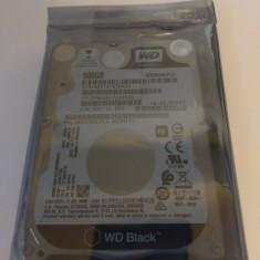 Vand HDD Laptop/Desktop WD WD5000LPLX 500GB, 7200rpm, SATA 3 - NOU, SIGILAT
