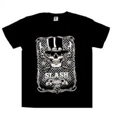 Tricou Slash ( Guns N Roses ) moartea- joben, L, M, XL, XXL