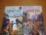 WINNETOU  -  KARL  MAY   ( 2 volume, editie integrala )  *