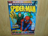 REVISTA SPECTACULAR SPIDER-MAN NR:7 ANUL 2007 BENZI DESENATE LIMBA ROMANA