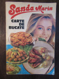 CARTE DE BUCATE - SANDA MARIN