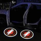 Cumpara ieftin Led Logo Usi Universale Jeep (cu baterii)