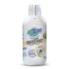 Detergent Bio Lichid pentru Spalarea Rufelor pentru Copii Biopuro Pronat 1L Cod: BPPBU1-KFL