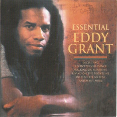CD Eddy Grant ‎– Essential Eddy Grant, original