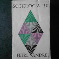MIRCEA MACIU - SOCIOLOGIA LUI PETRE ANDREI
