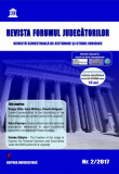 Cumpara ieftin Revista Forumul Judecatorilor - nr. 2 2017