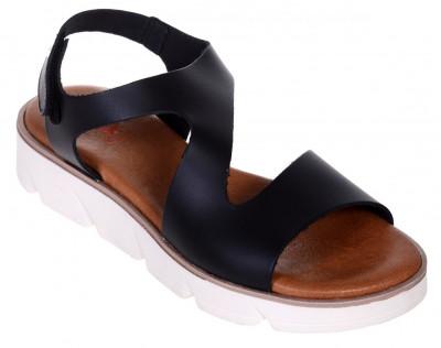 Sandale Dama Sandy Piele N foto