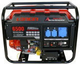 Generator Curent Electric Loncin LC6500D-A, 5.5 KW, 220 V