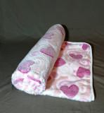 Paturica moale bebe roz, Alte dimensiuni