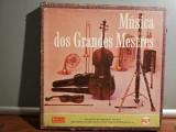 Musica Dos Grandes Mestres – 12 LP Box Set ( 1960/RCA/Brasil) - Vinil/Impecabil