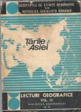 Lecturi geografice vol. 4/ biblioteca geografului 10 - Tarile Asiei