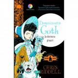 Carte Editura Corint, Domnisoara Goth la rascrucea groazei, Chris Riddell