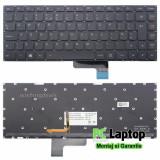 Tastatura Laptop Lenovo Yoga 2 13 fara rama UK iluminata