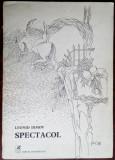 LEONID DIMOV - SPECTACOL (VERSURI, 1979) [coperti & desene de FLORIN PUCA]