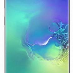 Telefon Mobil Samsung Galaxy S10 Plus, Dynamic AMOLED Capacitive touchscreen 6.4inch, 8GB RAM, 128GB Flash, Camera Tripla 12+12+16MP, 4G, Wi-Fi, Dual, Verde, Neblocat, Smartphone