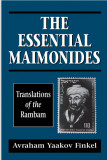 The Essential Maimonides-Maimonides Esential-Evrei-Torah-Talmud-Iudaism