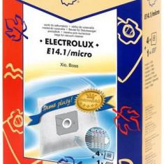Sac aspirator Electrolux Xio sintetic 4X saci + 1 filtru KM