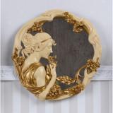 Oglinda Art Nouveau cu o femeie AN10283AA