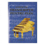 Album de transcriptii pentru pian |