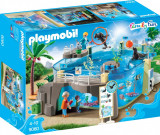 Set figurine Playmobil Family Fun - Acvariu (9060)
