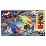 Jucarie Blaster Nerf Nitro Duelfury Demolition, Hasbro